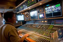 TV Crew Audio Mix