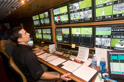 TV Crew EVS Producer