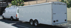 20' HD Production Towed Trailer
