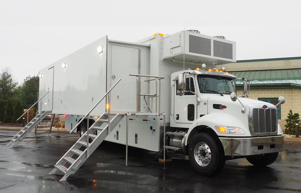 40' Expando Mobile Production Unit