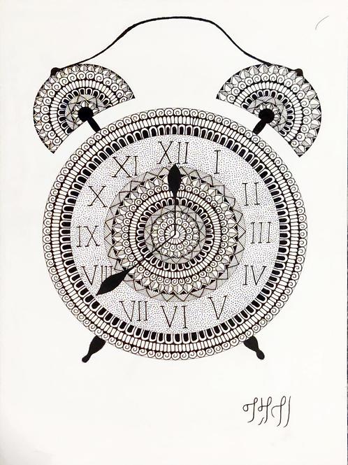 The Roman Clock