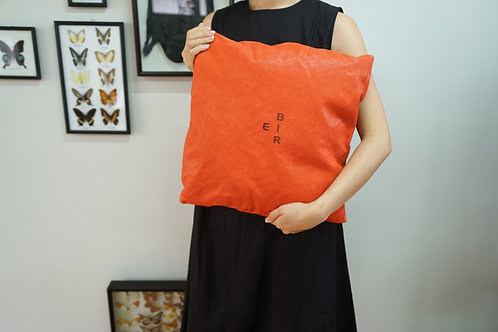 atelier exclusive item  / LEATHER CUSHION /