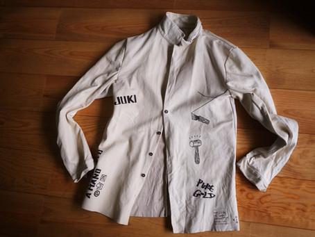 kangaroo leather shirt