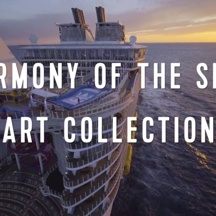 HARMONY OF THE SEAS art collection