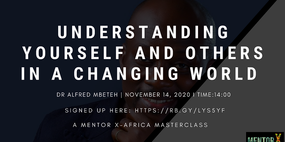 Understanding self and others in a changing world