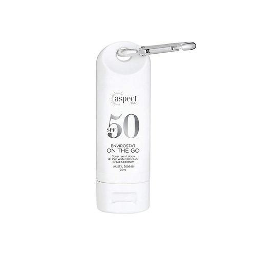 ASPECT SUN ENVIROSTAT® 'ON THE GO' SPF50