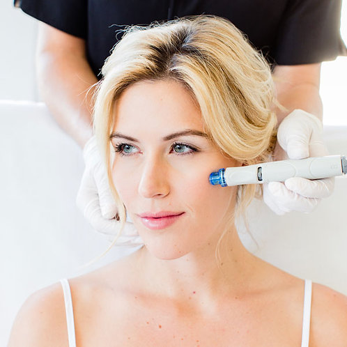 COMPLIMENTARY 30 min massage when you buy a HydraFacial Treatment