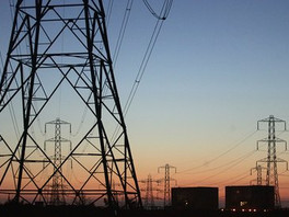 First automated grid capacity warning triggered