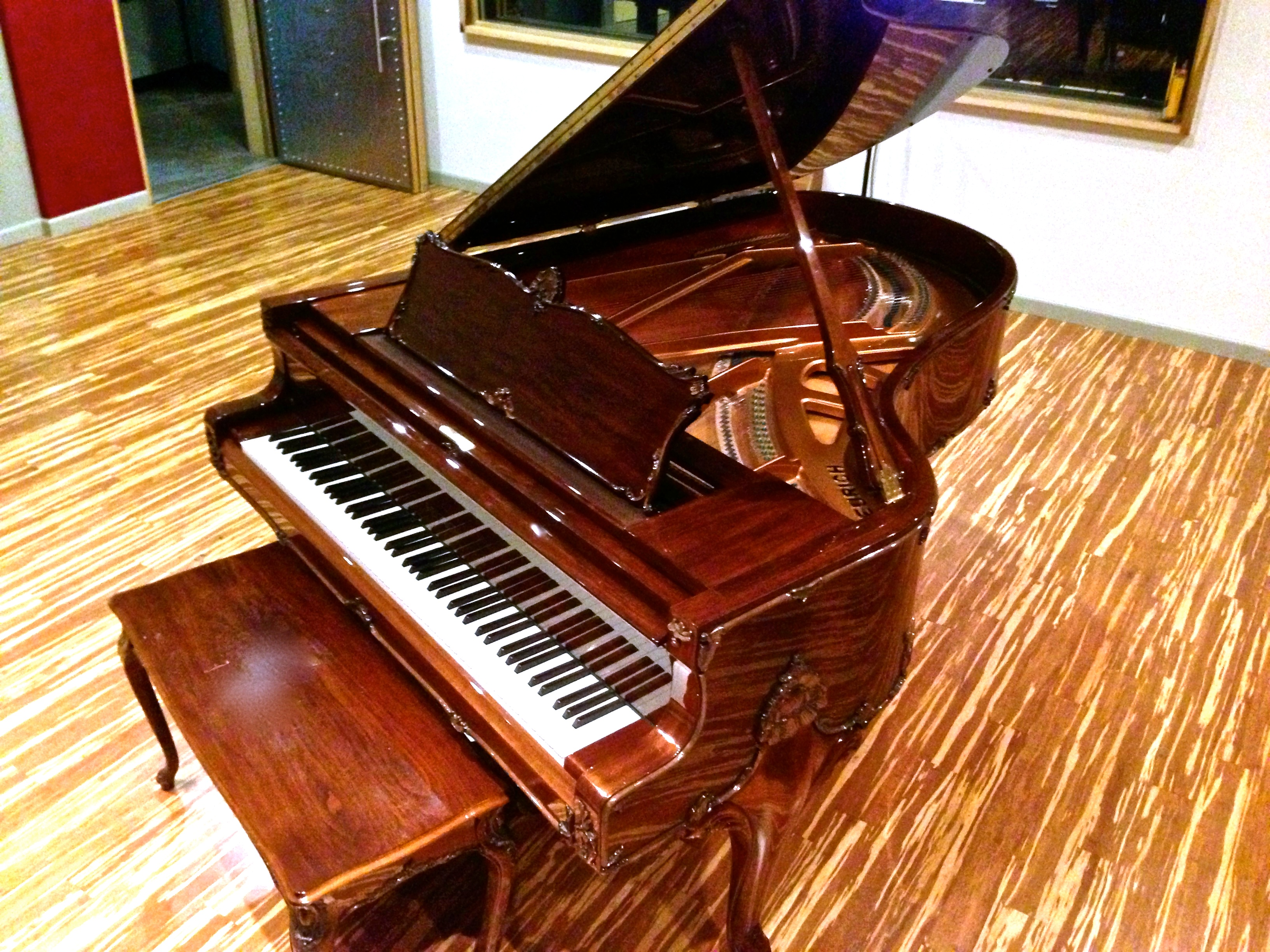 SFS In-House Piano - 7ft Feurich