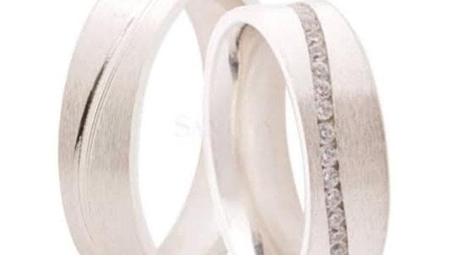 Aliança de prata preço unitário