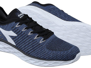 Malha com tecnologia Wires Knit é tendência para tênis masculinos na Diadora