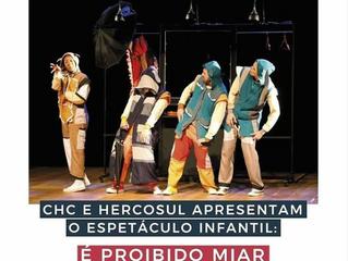 Hercosul apoia espetáculo É Proibido Miar, do WebChallenge #CHConecta