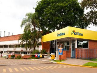 Killing contribui com a Segurança Pública do RS por meio da gestão fiscal