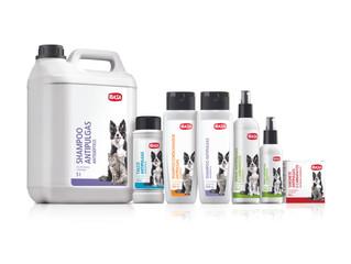 Ibasa apresenta linha completa de combate a pulgas e carrapatos