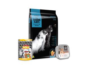 Hercosul priorizando a saúde dos felinos: Empresa dispõe de alimentos que auxiliam a prevenir bolas