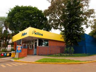 Tintas Killing cede espaços publicitários em rádios ao Ministério da Saúde