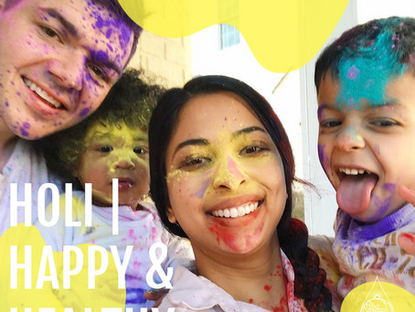 HOLI | Happy and Healthy