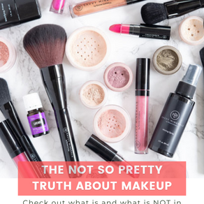 The Not So Pretty Truth About Makeup