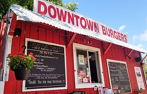 Downtown Burgers Austin, Texas