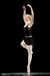 Jessica Lind, Oregon Ballet Theatre