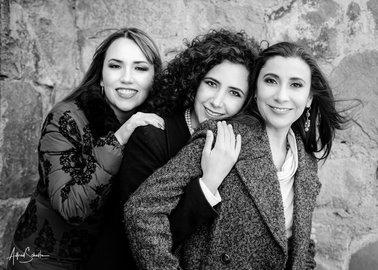 Sandra, Gabriela & Martha