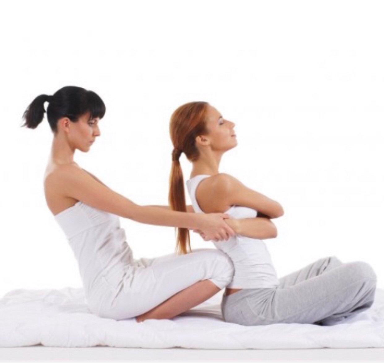 Thai Yoga Massage (whole body)