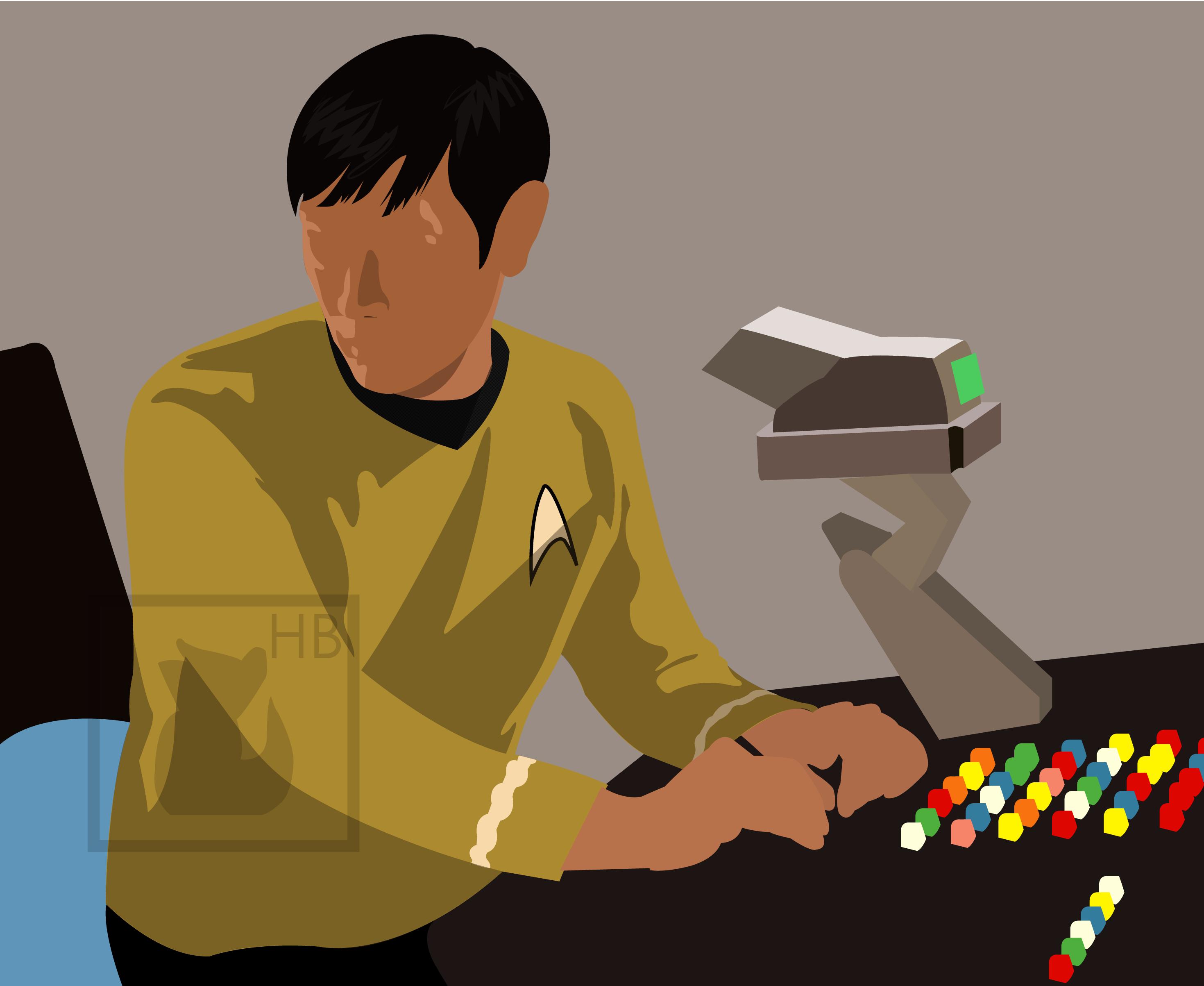 Lt Sulu