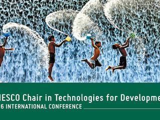 Nuestro artículo aceptado en Tech4Dev 2016 de UNESCO!