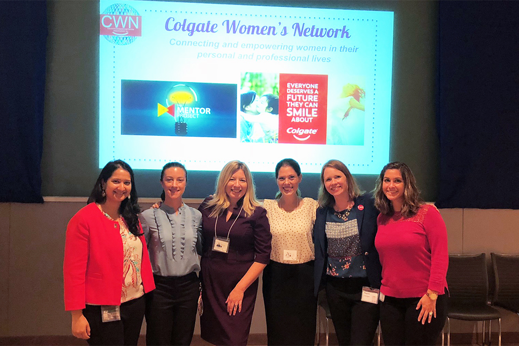 The Mentor Project visits Colgate