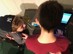 IRENE YACHBES, MS - Arduino Basics