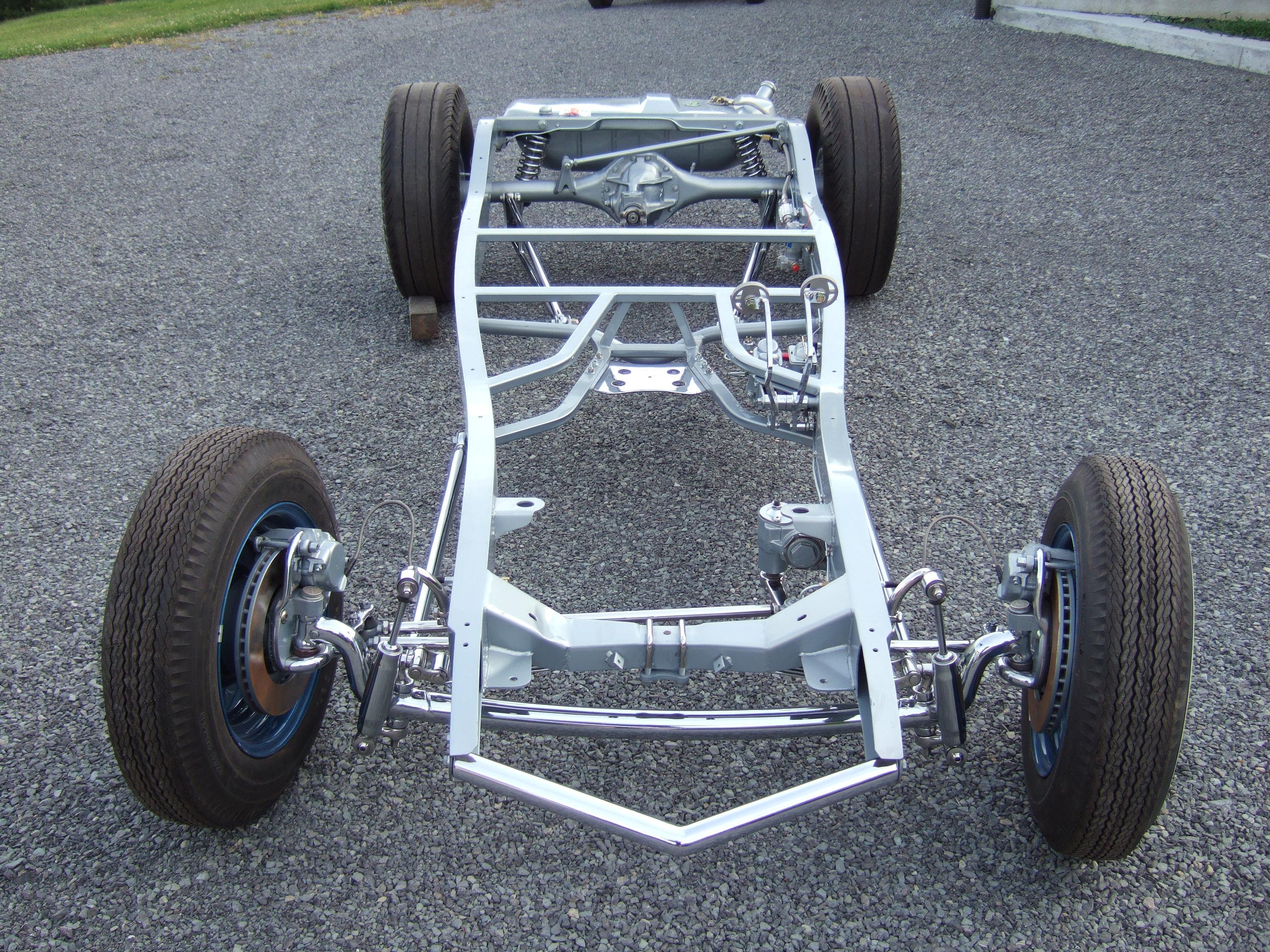 1933 Ford Frame