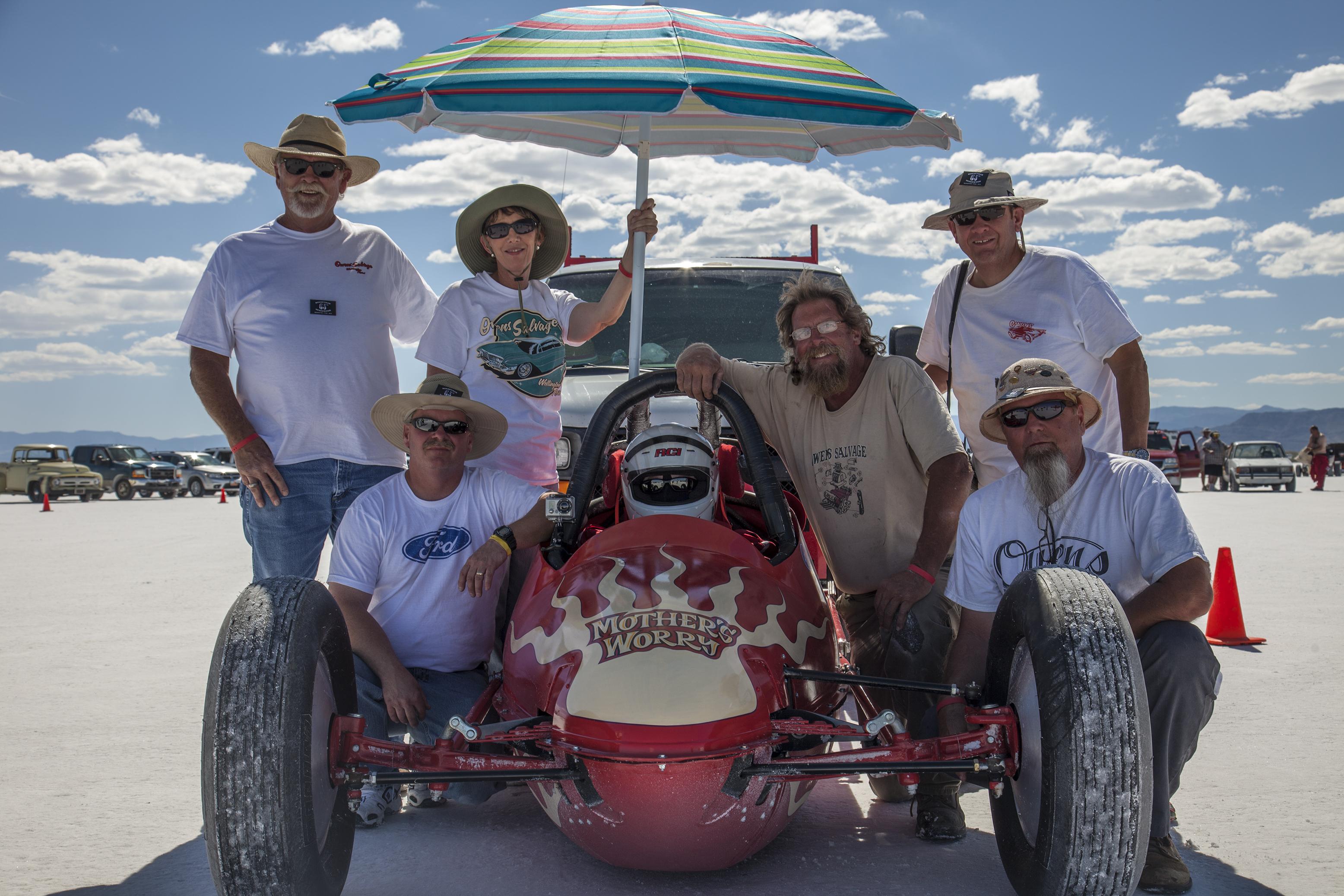 2013 Bonneville Crew