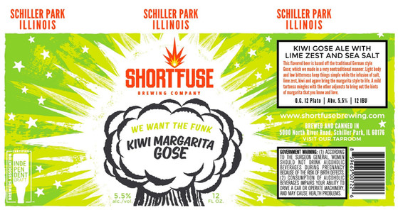 Kiwi Margarita Gose