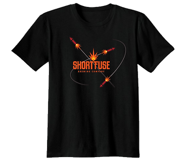 District Tee Short Fuse w/ Rockets