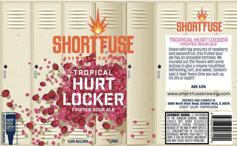 Tropical Hurt Locker