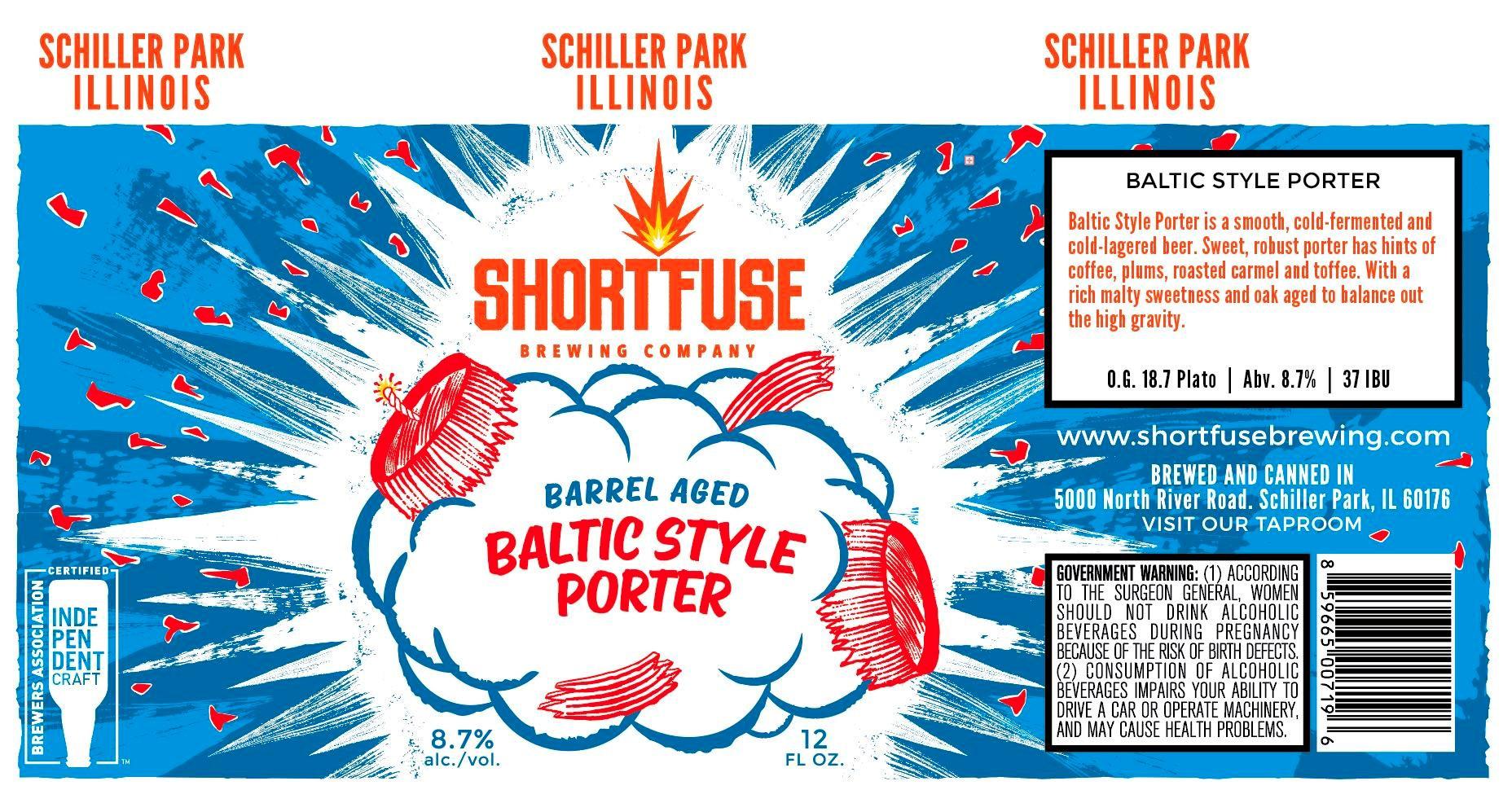 Baltic Style Porter