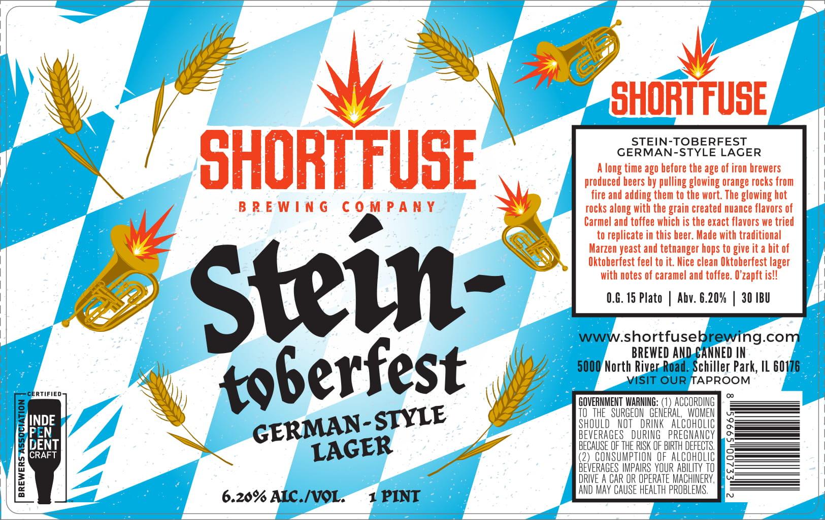 Stein-Toberfest