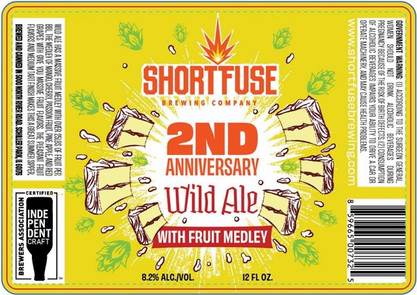 2nd Anniversary Fruit Medley Wild Ale