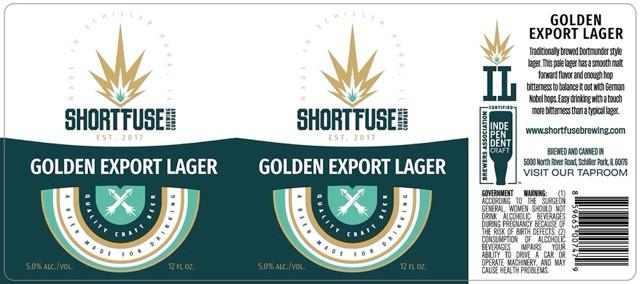 Golden Export Lager
