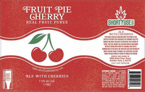 Fruit Pie Cherry