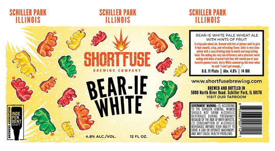 Bear-ie White