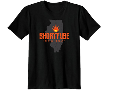 District Tee Short Fuse IL