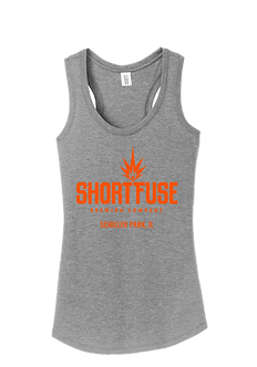 District Women's Perfect Tri Racerback Tank