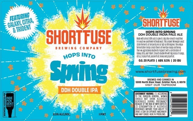 Hops Into Spring 2020