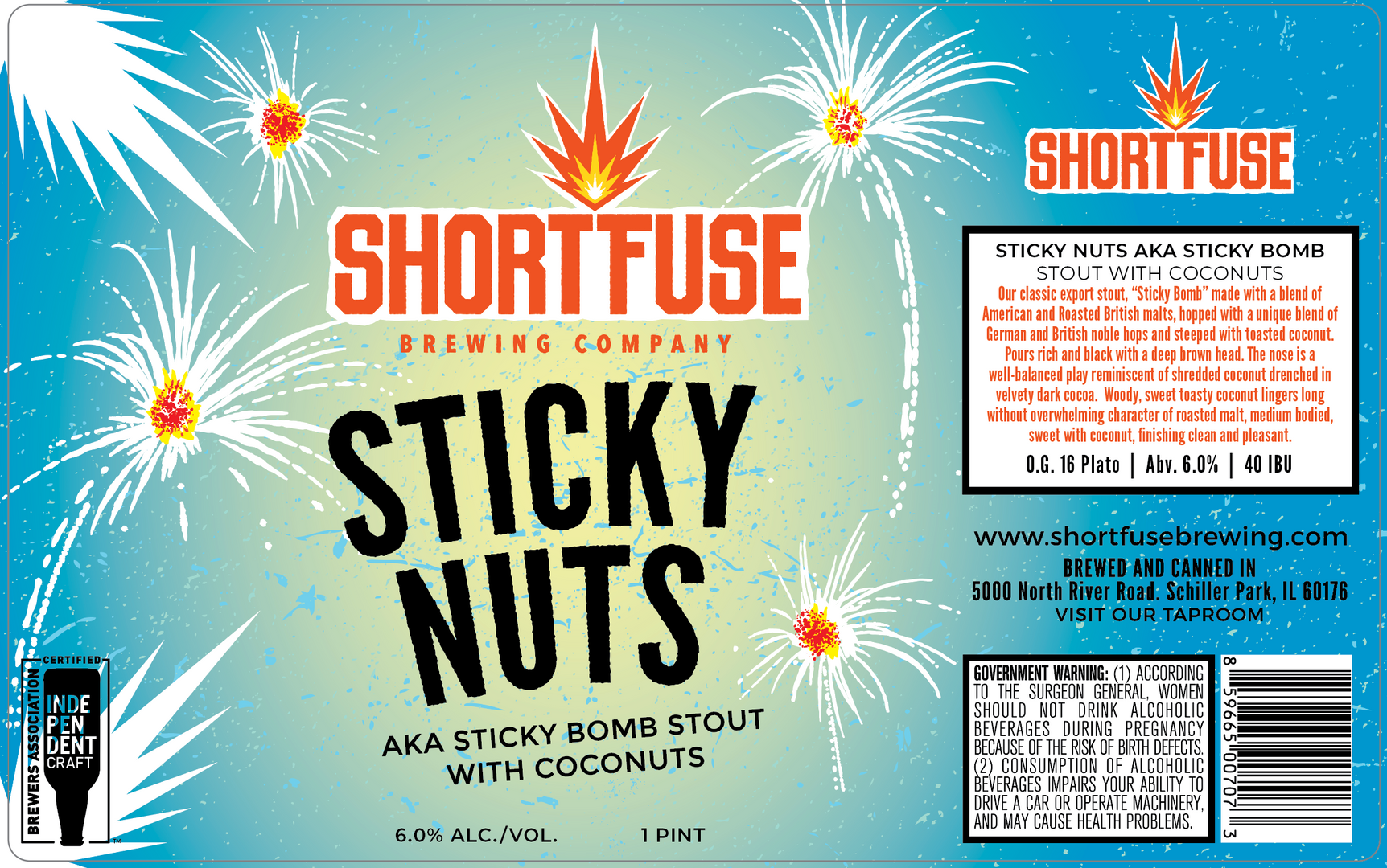 Sticky Nuts