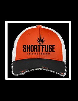 New Era Short Fuse Mesh Hat