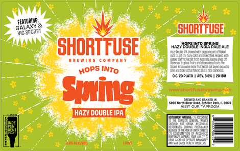 Hops Into Spring 2019