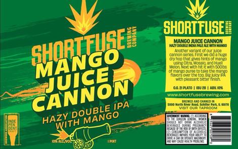 Mango Juice Cannon