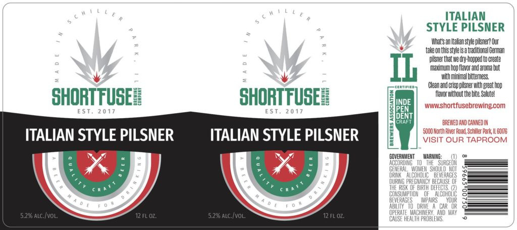 Italian Style Pilsner