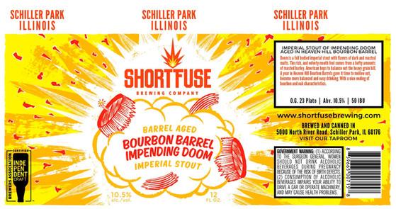 Bourbon Barrel Impending Doom